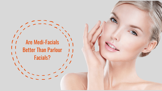 MediFacials treatment
